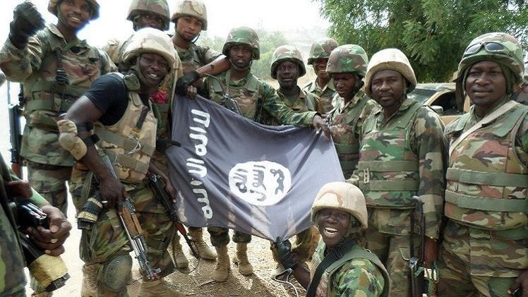 الجيش النيجيري يعلن طرد