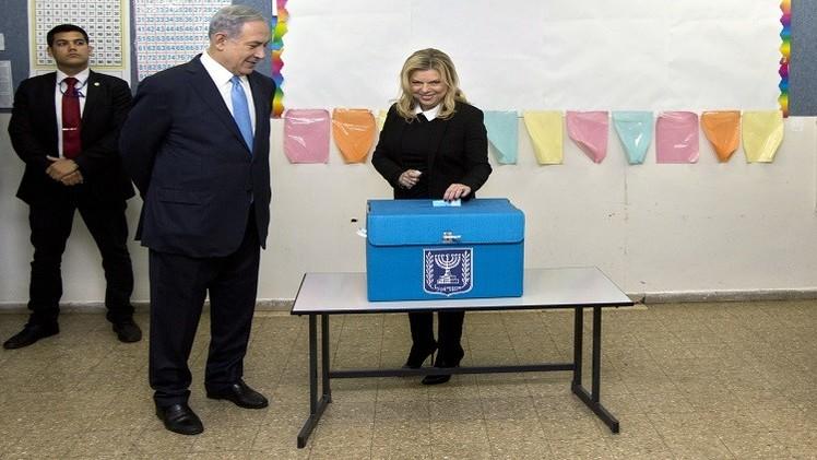 تواصل عمليات التصويت في الانتخابات البرلمانية الإسرائيلية