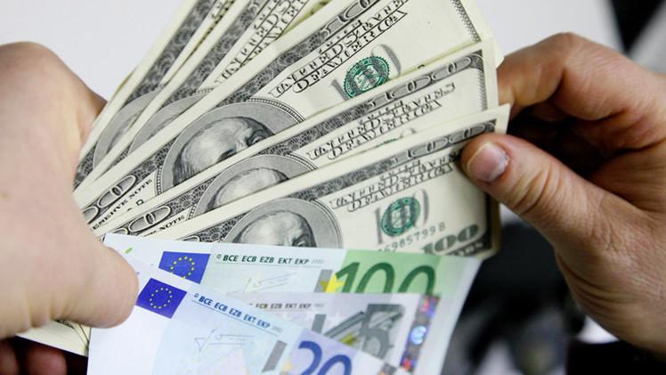 اليورو يصعد أمام الدولار لليوم الثاني