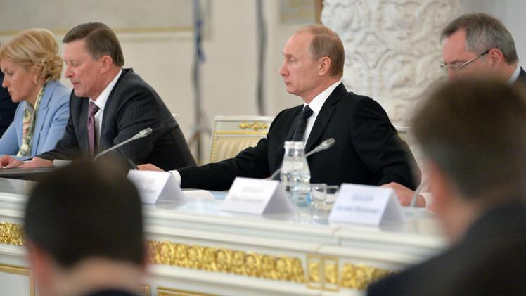 بوتين: تزوير تاريخ الحرب العالمية الثانية يهدف إلى إضعاف روسيا وتشويه سمعتها
