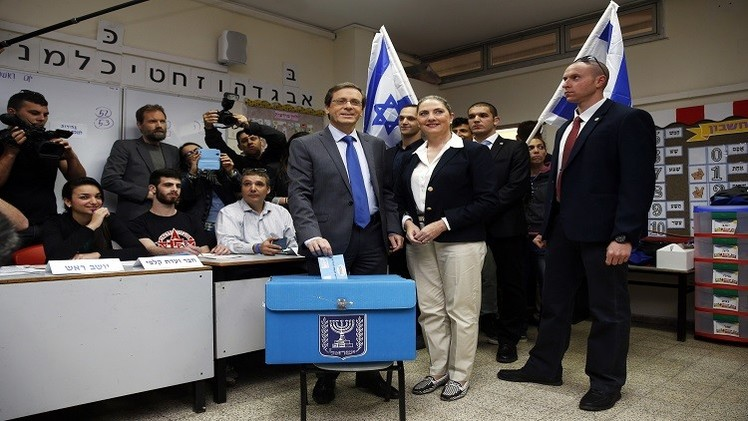 فلسطين الدولة في منطق قطبي الانتخابات الاسرائيلية