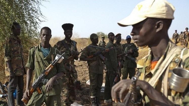 معارك عنيفة بين القوات الحكومية والمتمردين في جنوب السودان