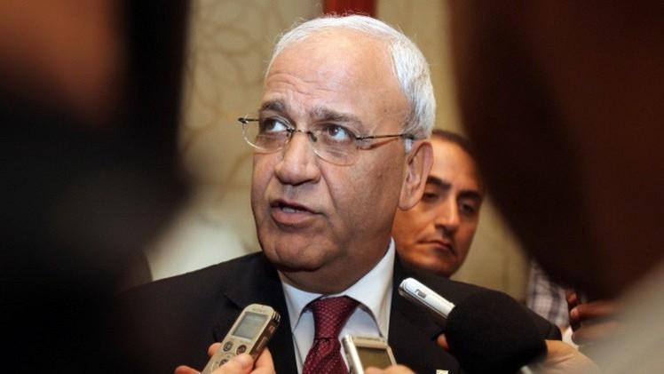عريقات: نتنياهو سيشكل الحكومة القادمة ووجهتنا إلى المحكمة الجنائية
