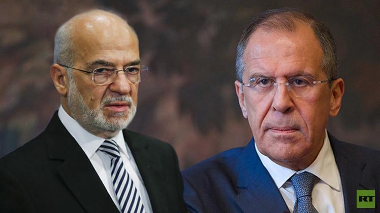 وزير الخارجية العراقي يتوجه الى موسكو