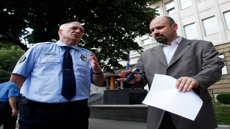 صربيا تعتقل 7 متورطين بجرائم حرب في البوسنة