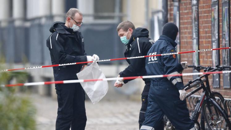 إصابة 3 أشخاص في إطلاق نار بمركز تجاري في كوبنهاغن