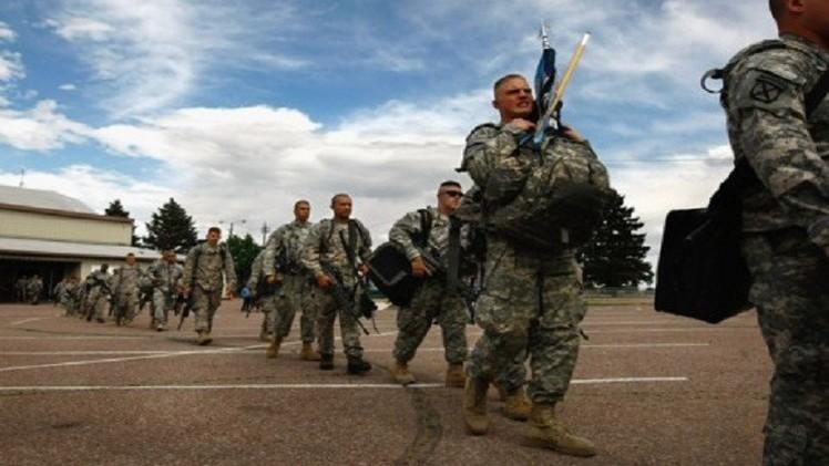 واشنطن: حلفاؤنا مستعدون لإرسال جنود من أجل دعم المعارضة السورية