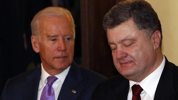 الولايات المتحدة تتعهد ببدء تدريب العسكريين الأوكرانيين قريبا