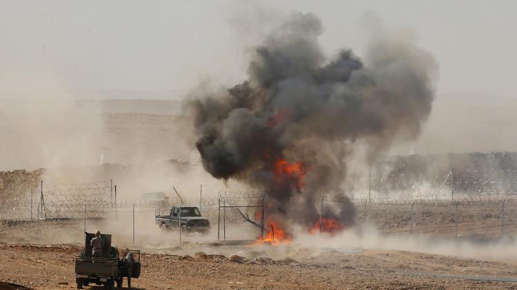 القوات العراقية تقتل العشرات من