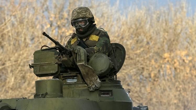 موسكو: واشنطن تحرض كييف على حسم النزاع في شرق أوكرانيا عسكريا
