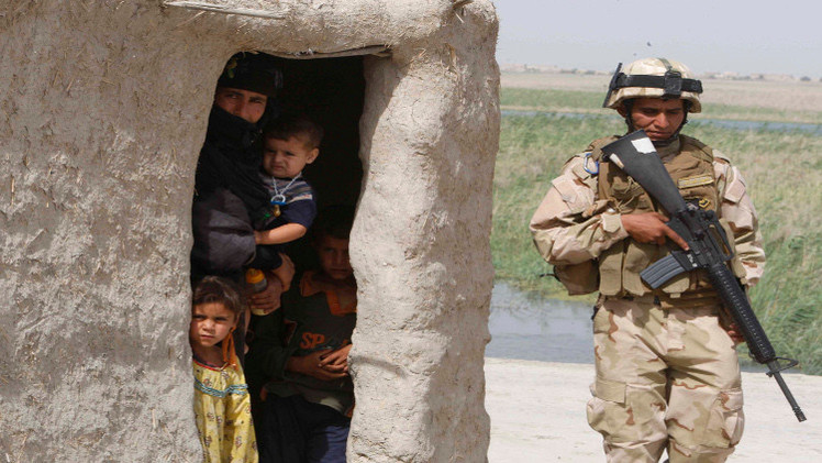 بيجي تناشد الحكومة العراقية لحمايتها من تهديد