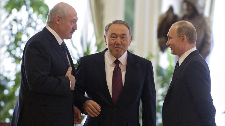 بوتين ينتظر من كييف الالتزام الكامل باتفاقات مينسك
