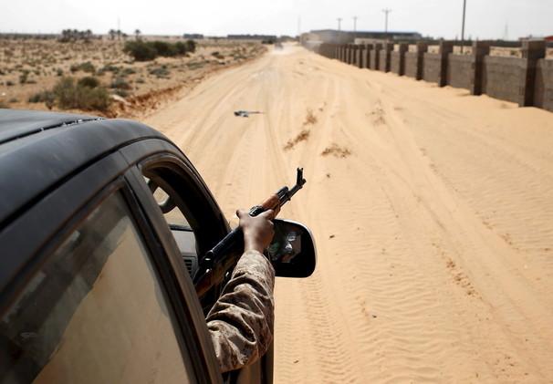 أوكرانيا تنقل سفارتها في ليبيا الى تونس