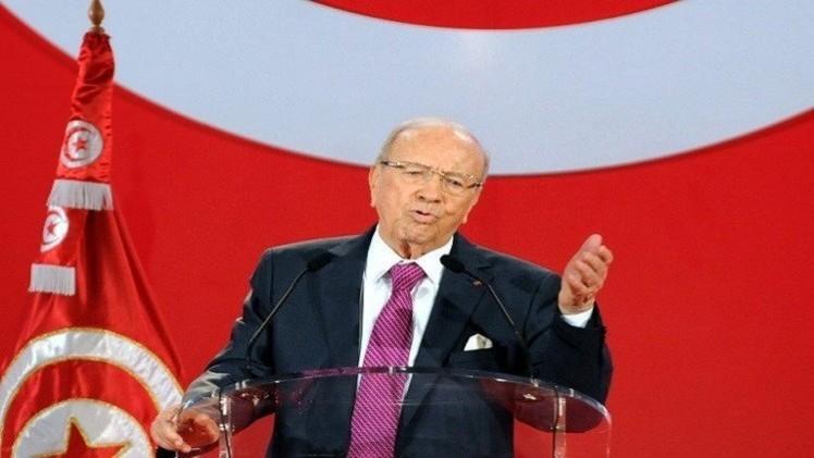 السبسي يدعو إلى مصالحة وطنية في الذكرى 59 للاستقلال