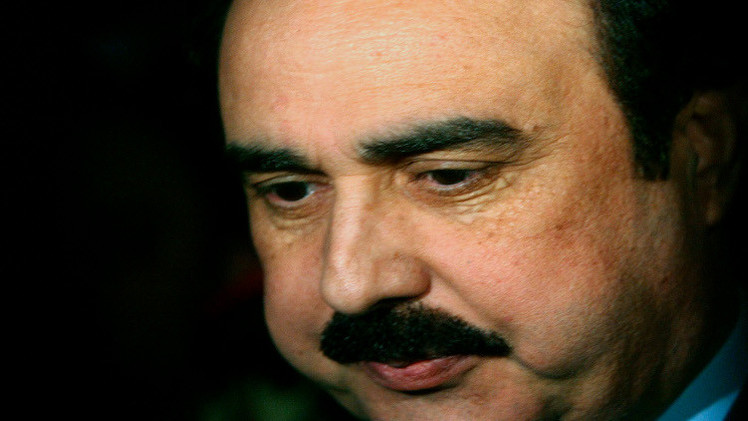 الرئيس السوري يقيل اللواءين رستم غزالة ورفيق شحادة