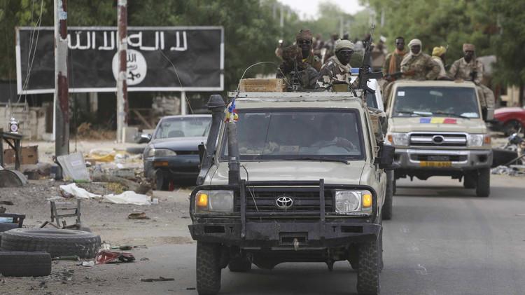 العثور على 70 جثة قرب بلدة نيجيرية
