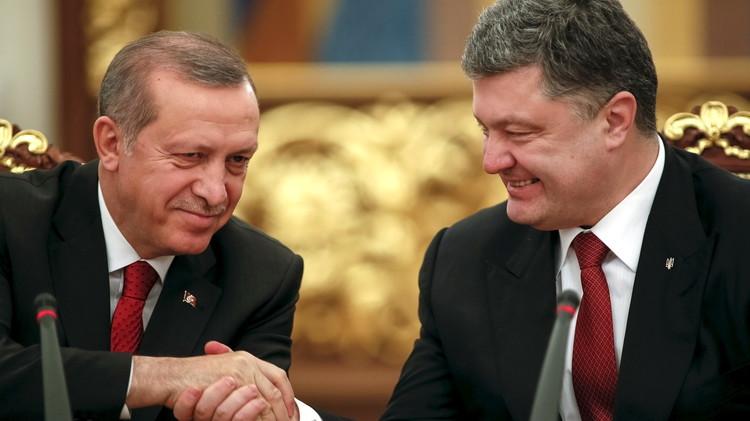 أردوغان: لا بديل عن الحل الدبلوماسي في أوكرانيا