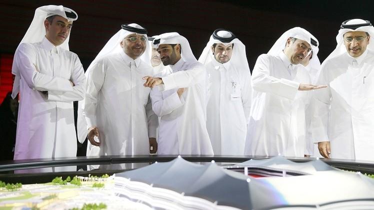 قطر تستقبل قرار إقامة مونديال 2022 في نوفمبر وديسمبر بـ
