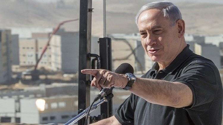 نتنياهو: الظروف غير ملائمة بعد لتحقيق حل الدولتين