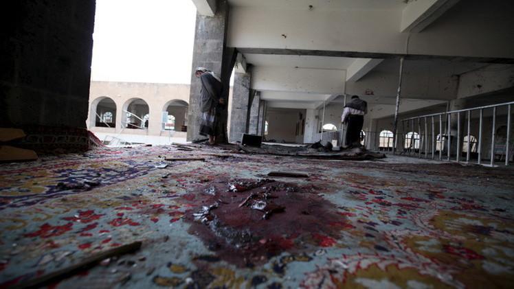 موسكو تندد بالعمليات الإرهابية في صنعاء