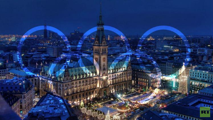 ألمانيا تختار هامبورغ لاستضافة أولمبياد 2024