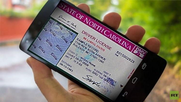 رخصة قيادة المستقبل في طريقها إلى الهواتف الذكية