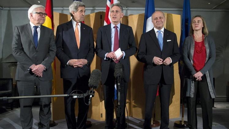 هاموند: مطلوب حلول صعبة للتوصل إلى اتفاقية حول النووي الإيراني