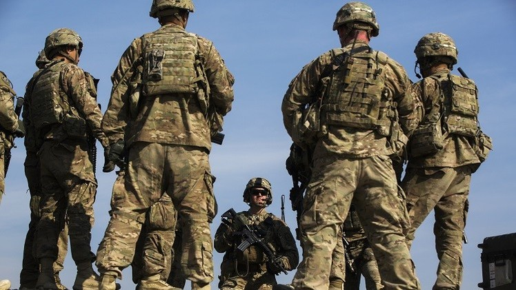 الجيش الأمريكي ينصح جنوده بعدم فتح الباب