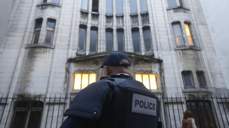 الاعتداء على معبد يهودي شمال لندن
