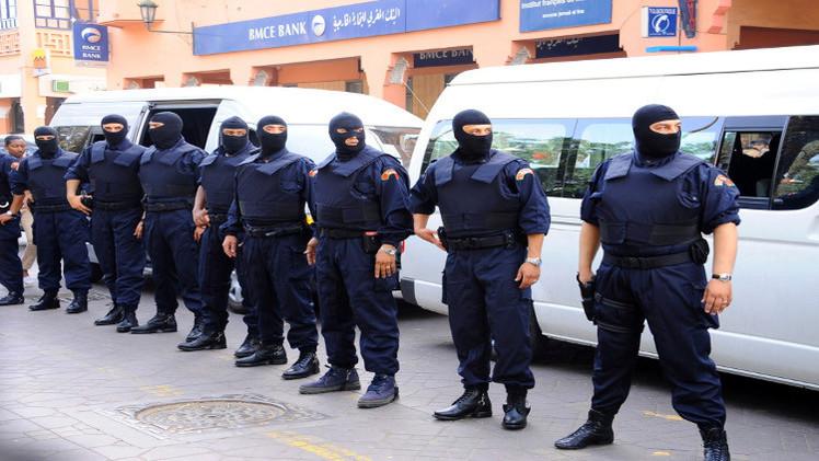 الداخلية المغربية تفكك خلية إرهابية