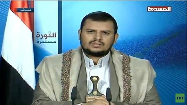 زعيم جماعة أنصار الله: القوى الإقليمية تعمل على نقل النموذج الليبي إلى اليمن