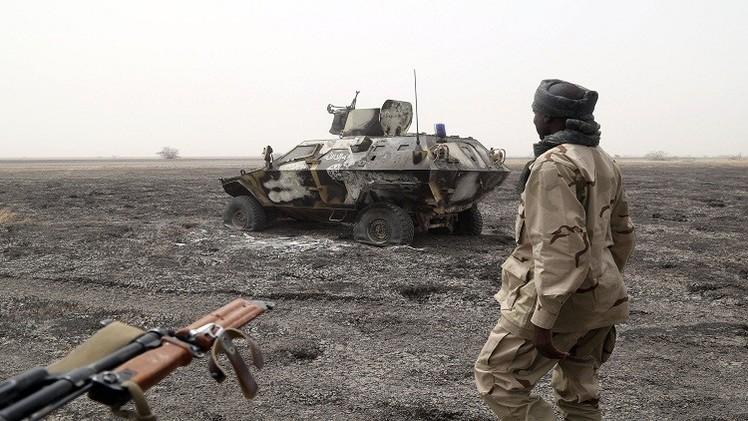 نيجيريا.. القوات التشادية تقصف مواقع لـ
