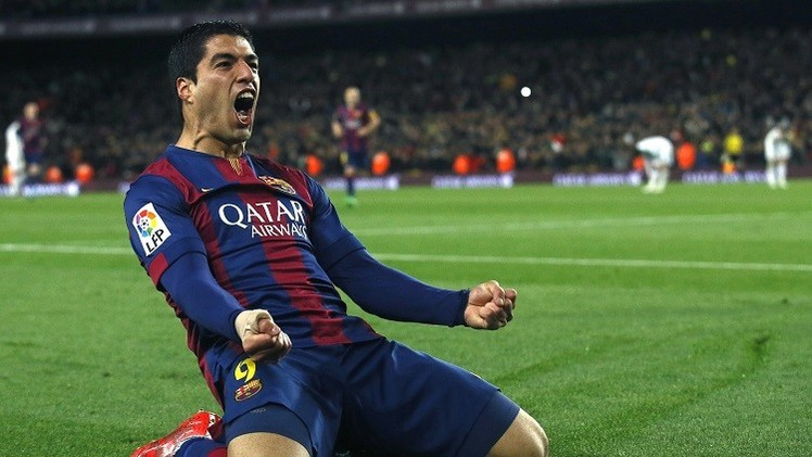 بالفيديو.. برشلونة يفوز في معركة الكلاسيكو