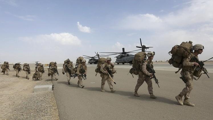 البحرية الأمريكية تدعو أفرادها لتوخي الحذر بعد
