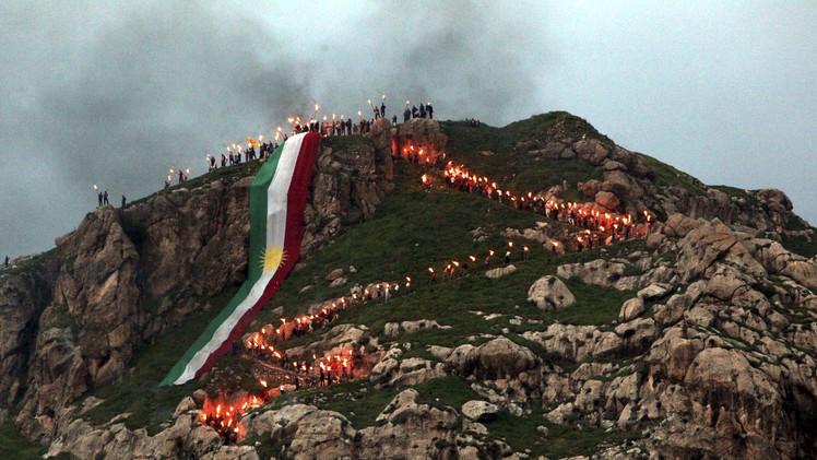 احتفالات الأكراد بعيد النيروز في العراق
