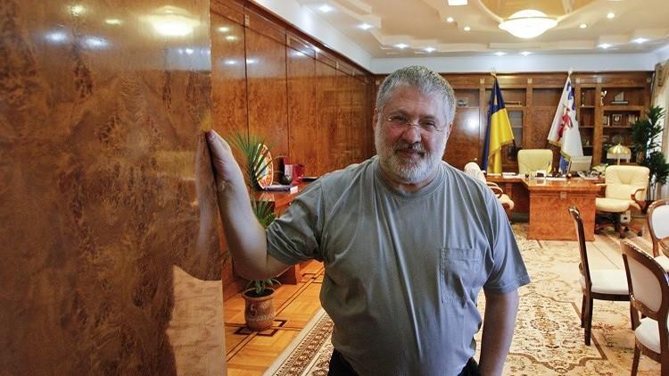 الأوليغارشية تشهر السلاح في وجه الرئيس الأوكراني