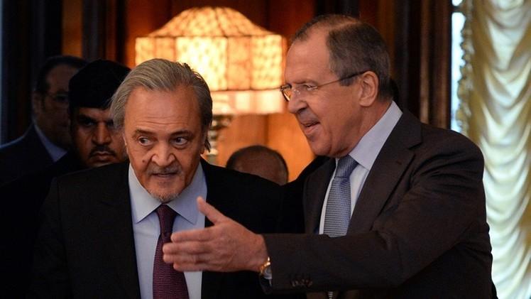 الأزمة اليمنية محور مكالمة هاتفية بين لافروف والفيصل