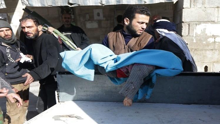 هيومن رايتس ووتش: هناك انتهاك صارخ لقوانين الحرب من قبل المعارضة السورية