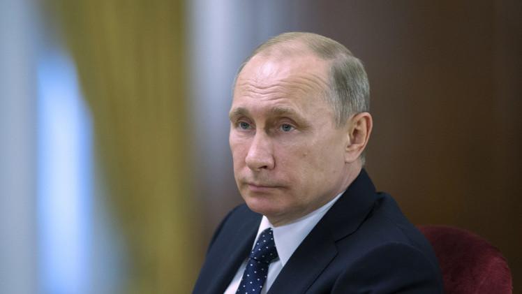 بوتين: يجب الرد بسرعة وحزم على دعوات إثارة الشغب