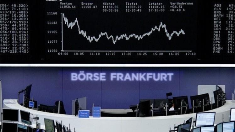 المؤشرات الأوروبية تصعد بعد صدور بيانات إيجابية
