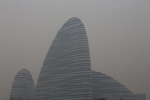 بكين تعد بسماء صافية إذا فازت باستضافة أولمبياد 2022