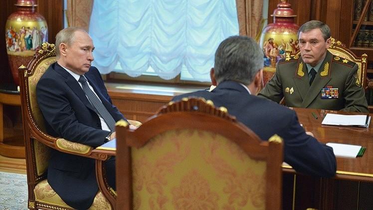 بوتين: الاختبارات المفاجئة لجهوزية الجيش ستتواصل