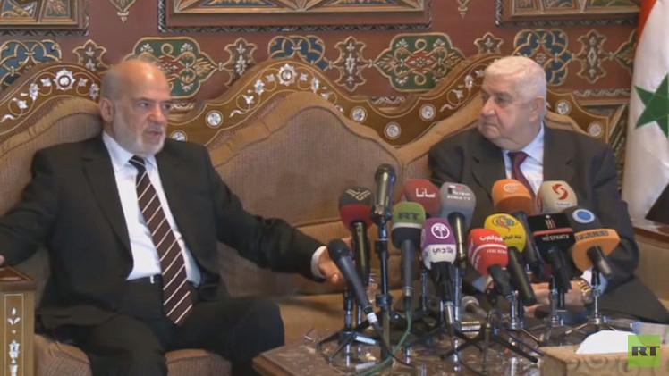 بغداد ترحب بالتنسيق مع دمشق ضد