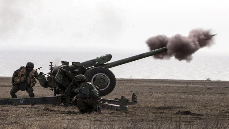 ДНР готова на «адекватный ответ» в случае повторного применения ВСУ тяжелых вооружений