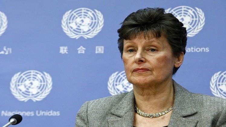 الممثلة السامية للأمم المتحدة لشؤون نزع السلاح أنجيلا كين تتخلى عن منصبها