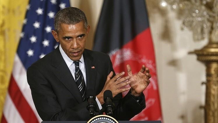 أوباما: لن نوقع