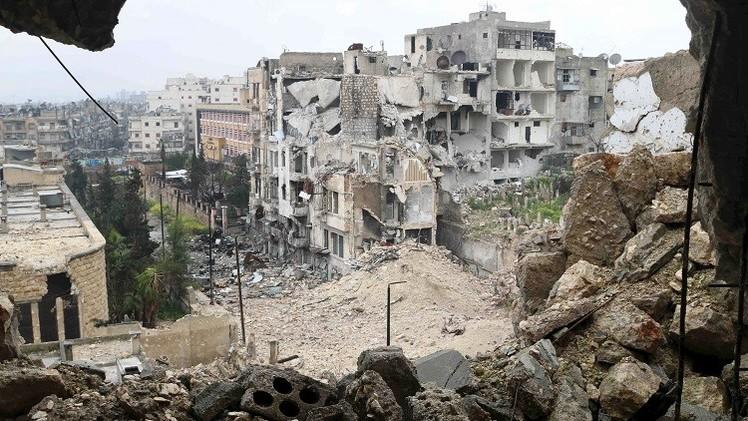 الأمم المتحدة: دي ميستورا سيبحث المصالحة في حلب خلال القمة العربية