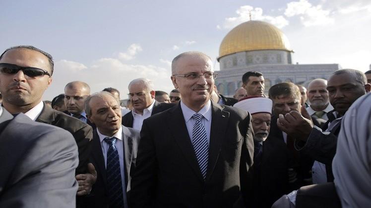 الحمد لله إلى غزة لبحث ملف إعادة الإعمار