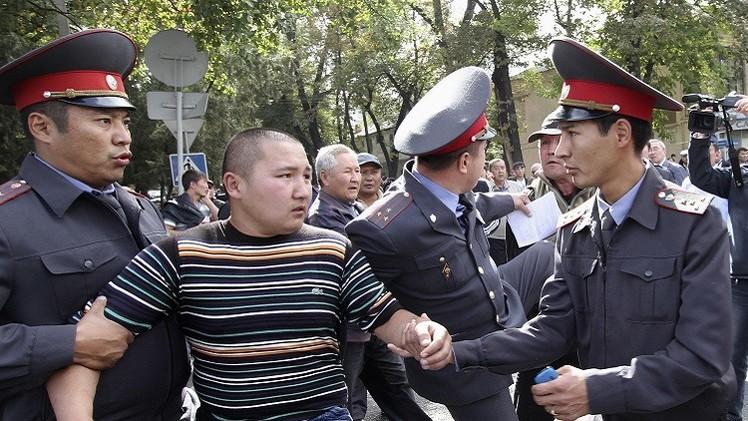 قيرغيزيا.. إيقاف 3 طاجيك سعوا إلى