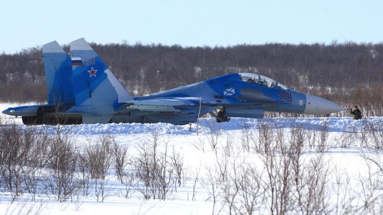 تدريبات لمكافحة الإرهاب في شمال روسيا